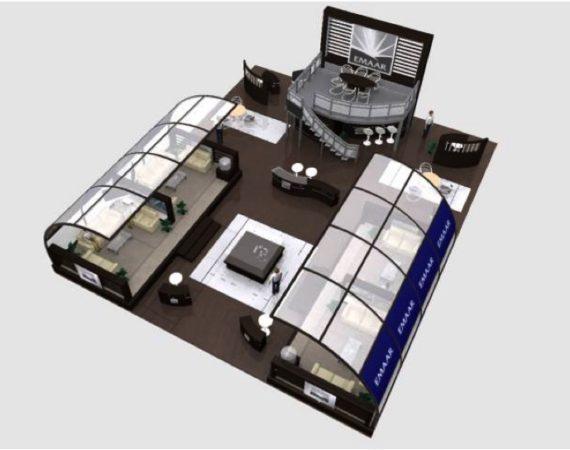EMAAR – Build Asia Expo