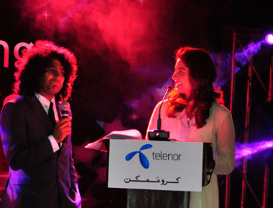 TELENOR – Celebrating the Stars