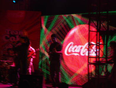 COCA COLA – 1st Annual Conference KHI