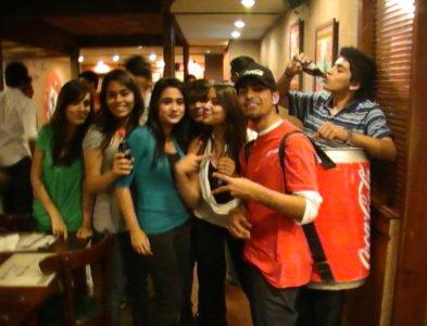 COKE – Pakistan's 1st Flash Mob