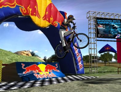 REDBULL – 3D Venue Mapping
