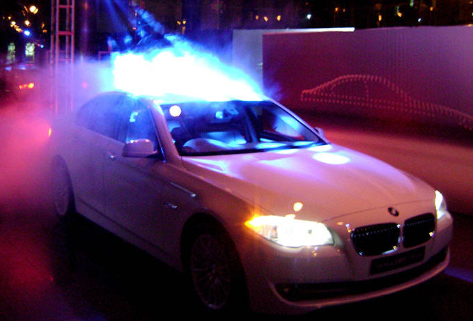 BMW – 5 series Launch