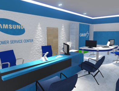 SAMSUNG AFGHANISTAN – Sales & Experience Centers